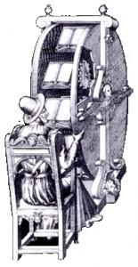 Bücherrad