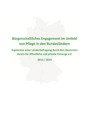 Länderbefragung 2013-2014