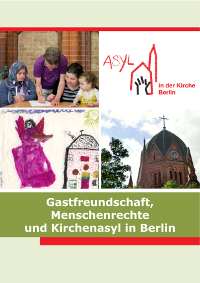 ASyl in der Kirche Berlin