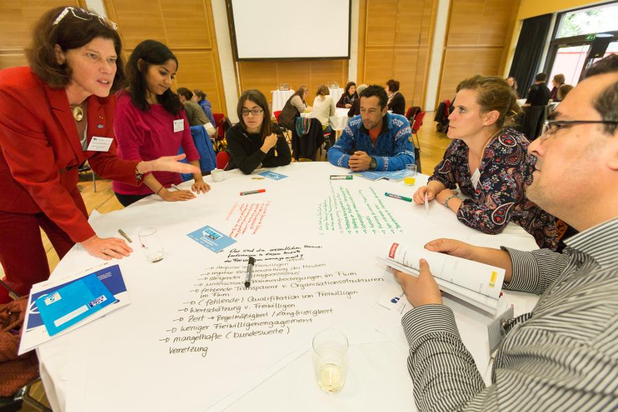 Fachkonferenz Freiwilligenmanagement 2017