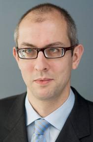 Portraitfoto von Dirk Steegmanns