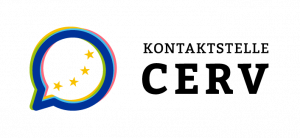 Logo der Kontaktstelle CERV