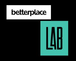 Logo vom betterplace LAB